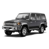 Подвеска Ironman на Toyota land Cruiser 76 2007+