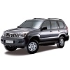 Подвеска Ironman на Toyota Land Cruiser Prado 120