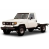 Подвеска Ironman на Toyota Land Cruiser 79 1999+