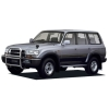 Подвеска Ironman на Toyota Land Cruiser 80/105 2''