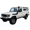 Подвеска Ironman на Toyota Land Cruiser 75 1984-1999