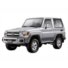 Подвеска Ironman на Toyota Land Cruiser 71