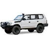 Подвеска Ironman на Toyota Land Cruiser Prado 90 / 95