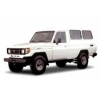Подвеска Ironman на Toyota Land Cruiser 78 1999+